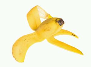 banana peel oh banana peel